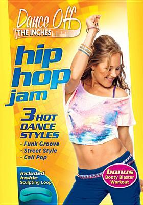 DANCE OFF THE INCHES:HIP HOP JAM BY GALARDI,JENNIFER (DVD)